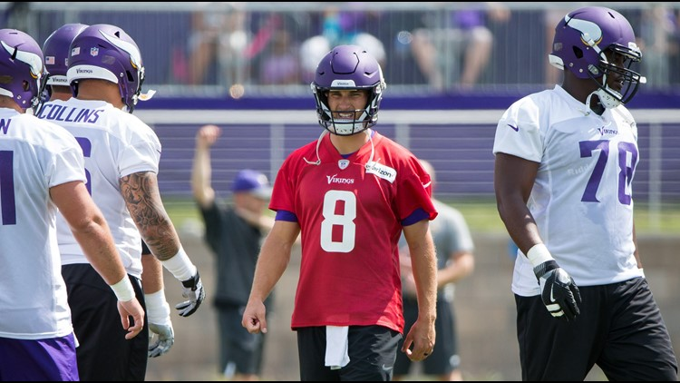 A great start for quarterback Kirk Cousins and the Vikings who beat the Broncos in their first preseason game of the year on Saturday night.