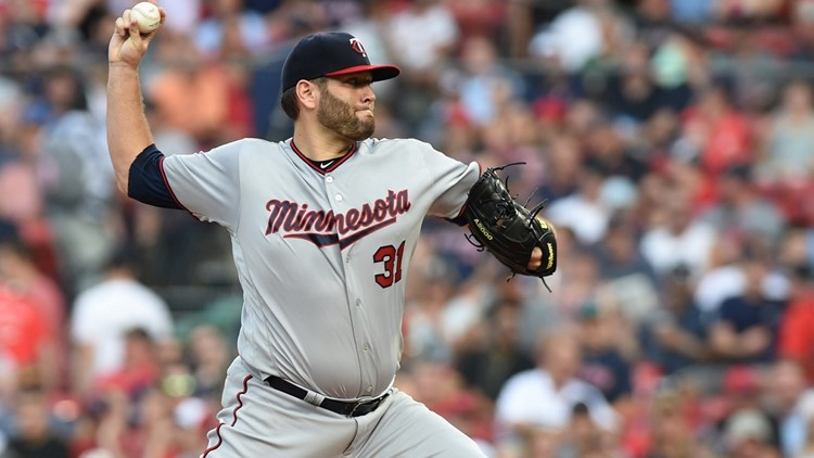 New York Yankees trade for Minnesota Twins pitcher Lance Lynn