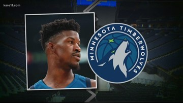 Jana and Dave talk about Jimmy Butler/Timberwolves breakup