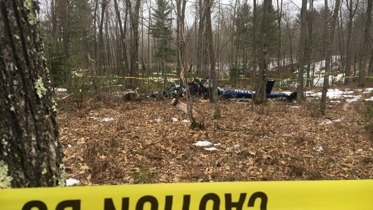 Authorities in northern Wisconsin say the three people killed in the crash of a medical helicopter were flight crew members.