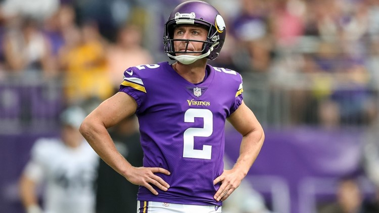 Vikings Release Forbath, Place Aruna on IR, Announce Other Moves