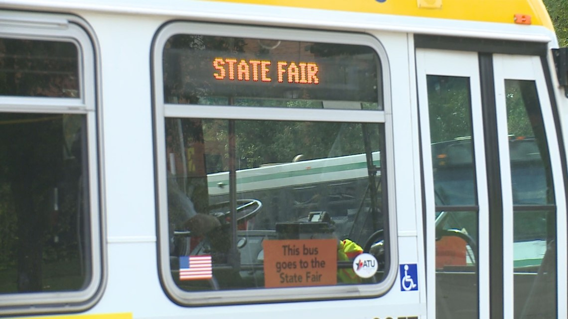 Metro Transit Changing State Fair Bus Schedule Kare11 Com