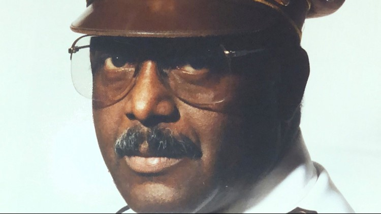 Art Blakey poses for a Dakota County Sheriff's Department photo