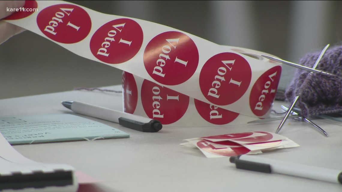 Early voting opens in Minneapolis Friday