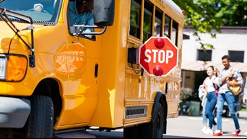 #eyesUP: 'Back-to-school' means dangerous roads