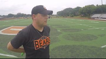 Tackle Cancer: White Bear Lake football coach Ryan Bartlett