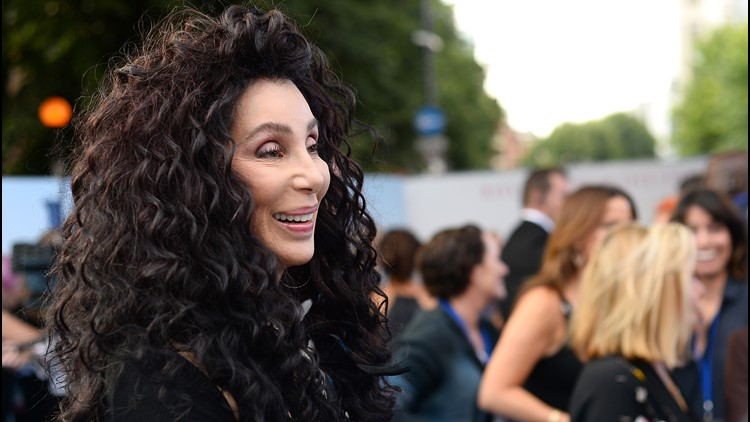 Cher announces North American Here We Go Again tour