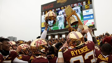 Gophers embrace weekly 'championship' philosophy