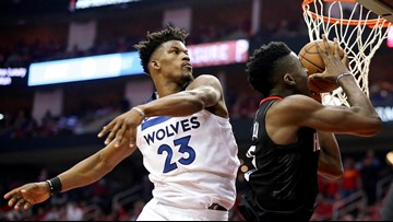 Wolves taking trade offers for Jimmy Butler