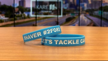 Join Randy's cancer fight with #2for2 bracelet