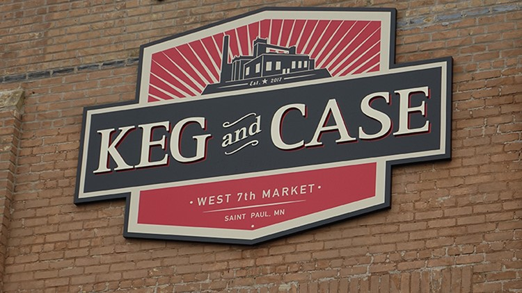St. Paul's Keg and Case West 7th Market reopens following temporary pandemic closure