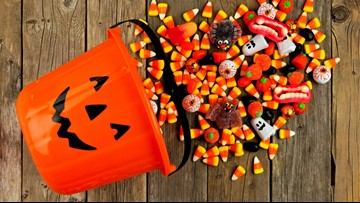 Here's the top Halloween candy by state