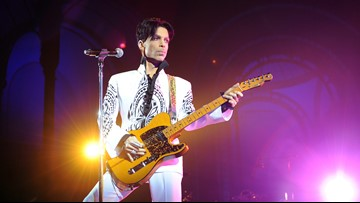 Prince honored with pop-up dinner