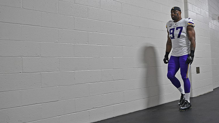 Mike Zimmer on Everson Griffen: 'I've always loved Everson'