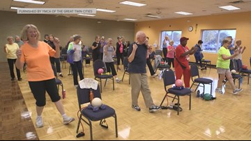 Seniors to embrace healthy possibilities during 'Active Aging Week'
