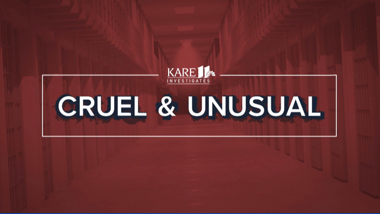 KARE 11 Investigates: Sweeping reforms proposed to protect jail inmates