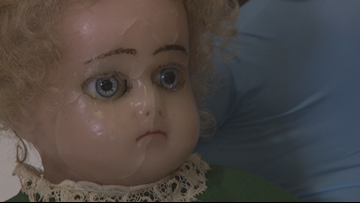 """History Center of Olmsted County holds """"creepy doll"""" contest"""