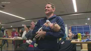 Twins fans show up 3000-strong for ALDS game 1 watch party