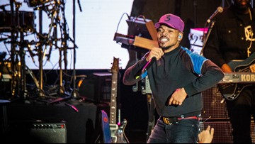 Chance the Rapper plans stop in St. Paul