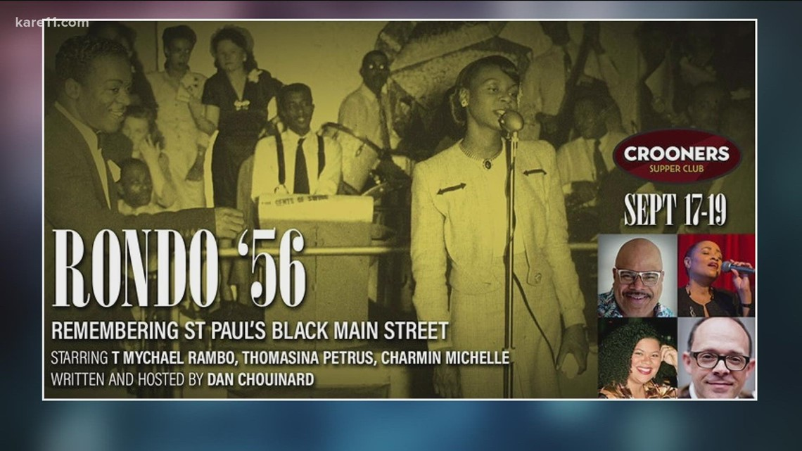 New show highlights life in the Rondo neighborhood before I-94