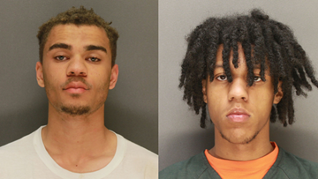 2 charged in connection with string of burglaries