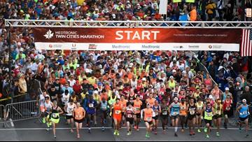 Weaving your way around Twin Cities Marathon