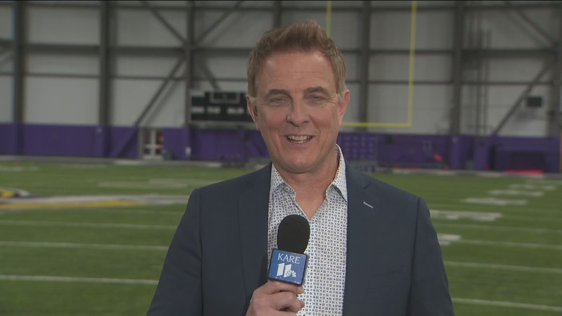 NFL Draft: Vikings currently hold No. 14 overall pick