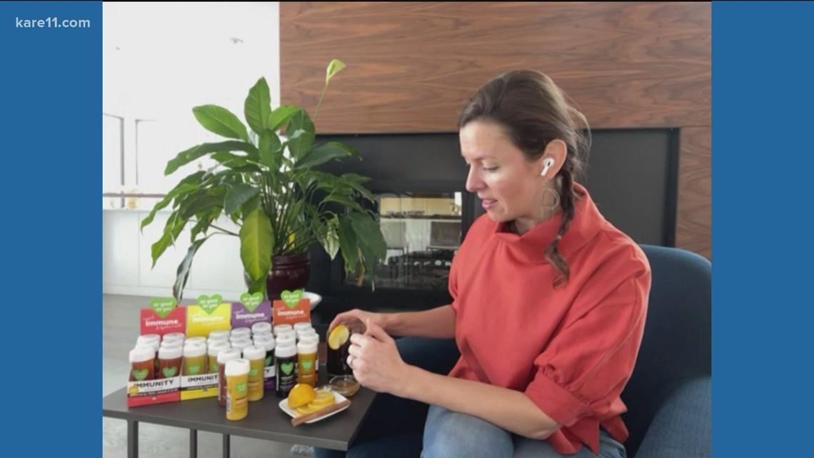 Twin Cities company creates plant-based 'juice shots'