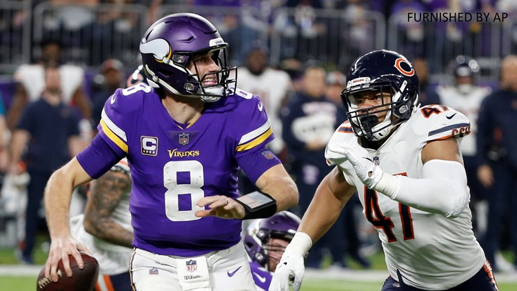 With O-line still in flux, Vikings have clear need in draft