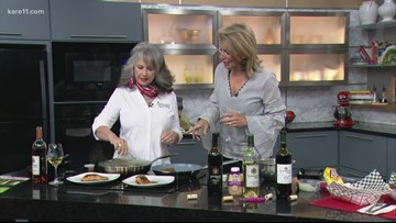 RECIPE: Glazed grilled Salmon from Sovereign Estates Winery