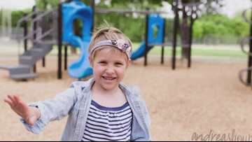 Child diagnosed with stage 4 cancer 3 years after doctors said she was OK