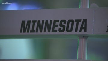 Gophers head south to Des Moines -- a short trip for fans