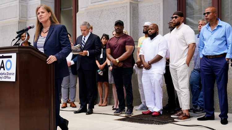 Philadelphia leads the charge in exonerating its own convicted prisoners