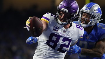 Vikings extend Kyle Rudolph with reported $36M deal