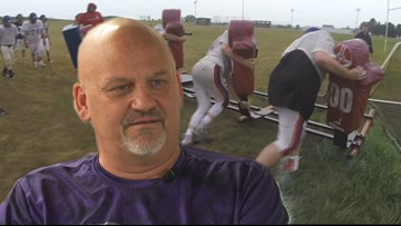 Tackle Cancer: Nate Freier, Red Wing football coach