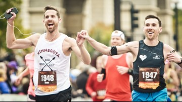 Volunteers needed for Twin Cities Marathon Weekend Oct. 4-6