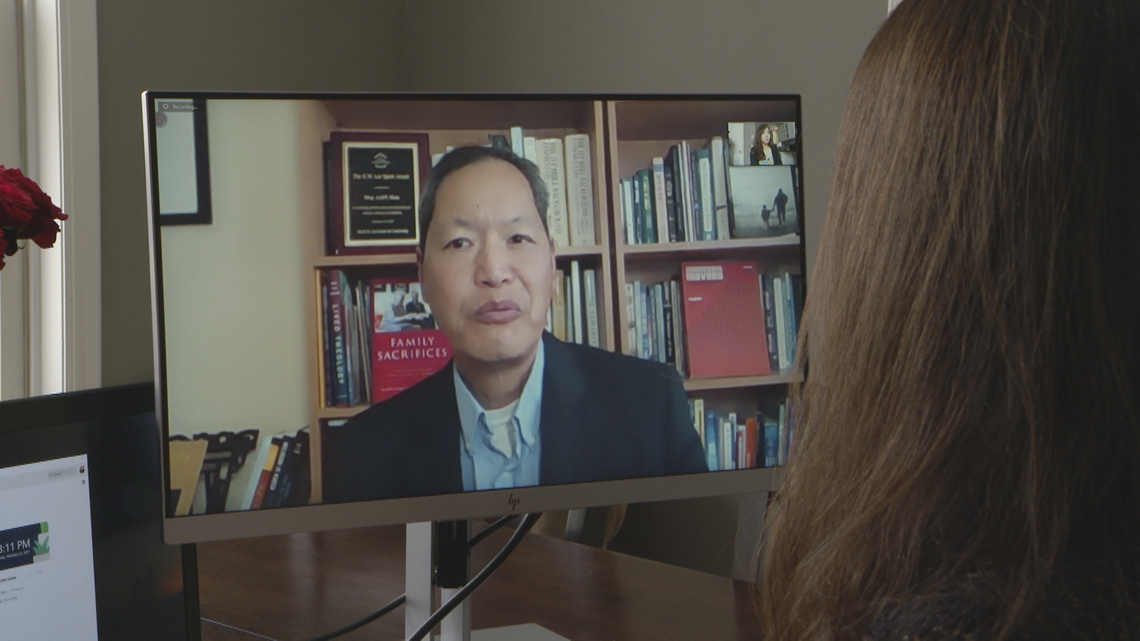 www.kare11.com: Hate crimes against Asian Americans continue