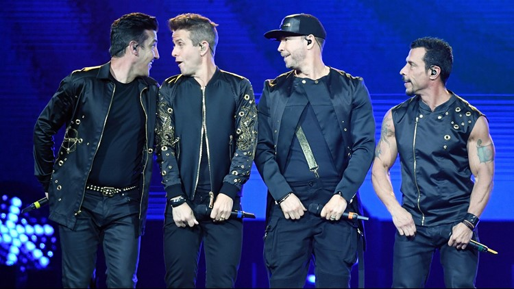 NKOTB's 'The Mixtape Tour' coming to Pepsi Center