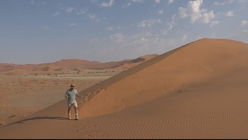 Explore with Sven: The Namib Sand Sea