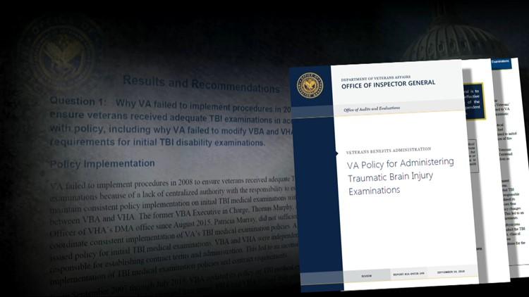 KARE 11 Investigates: VA failed to give veterans proper brain injury exams