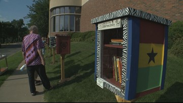 Todd Bol's Little Free Library legacy lives on in 'Little Libraries, Big Heroes'