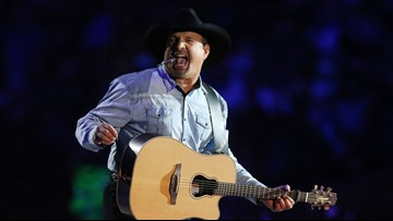 Garth Brooks sells out second show