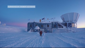 U of M scientist holds a record at the South Pole