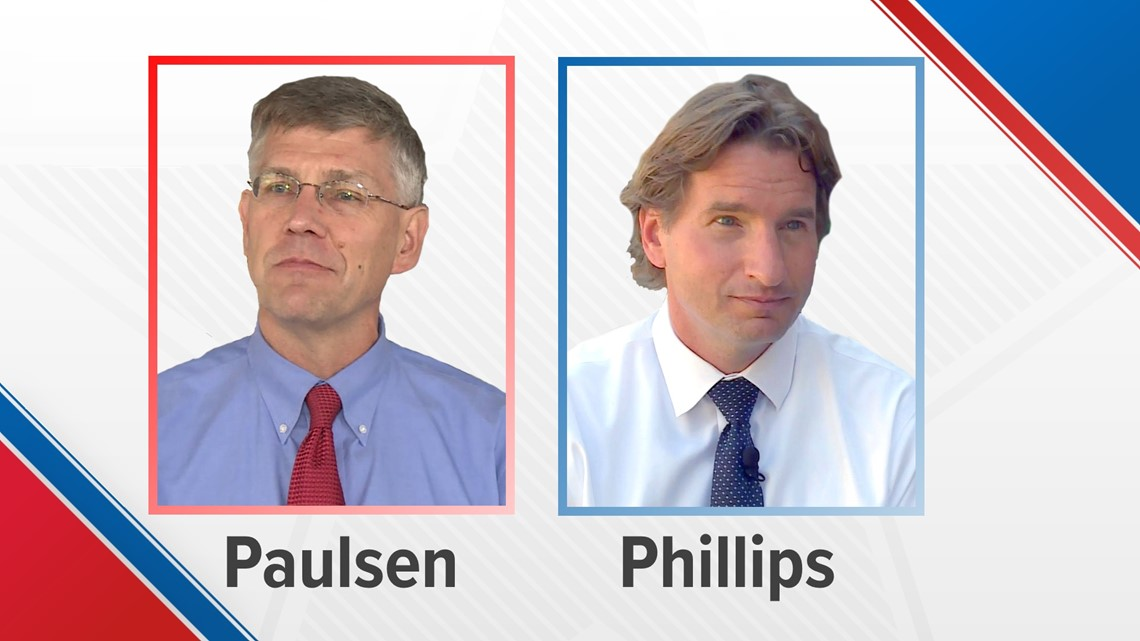 Phillips takes on Paulsen in 3rd District