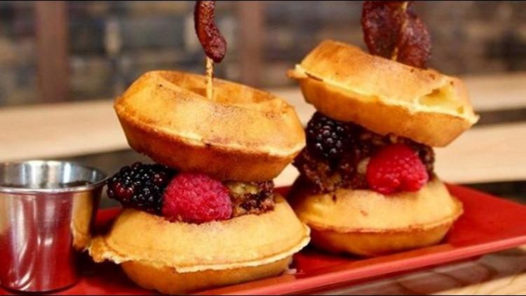 Brick & Bourbon's new Maple Grove has exclusive menu offerings