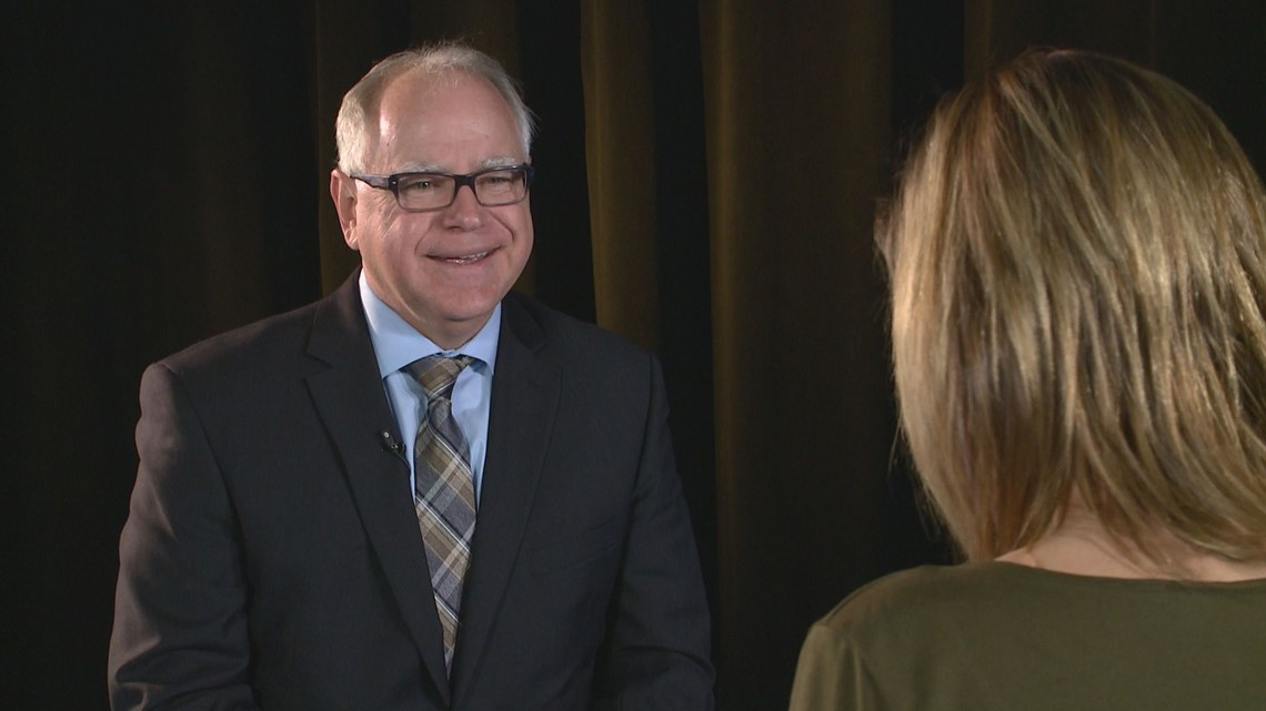 Voter guide: Where Democrat Tim Walz stands