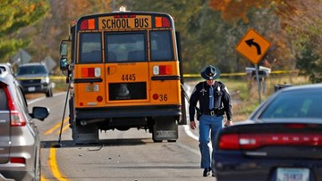More kids hit at bus stops, 6 accidents in 3 days | kare11 com