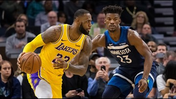 Report: Butler to sit out against Jazz, force exit from MN