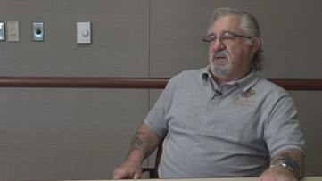 Real Men Wear Gowns: Vietnam Vet Benefits from HeroCare Program