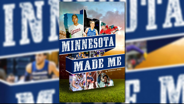 New book reveals what makes MN athletes winners